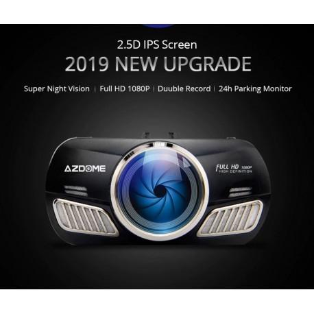 "CAMERA VIDEO AUTO AZDOME M11, DVR FULLHD 1080P, DISPLAY 3"" IPS, UNGHI 170°, SUPER NIGHT VISION 0"