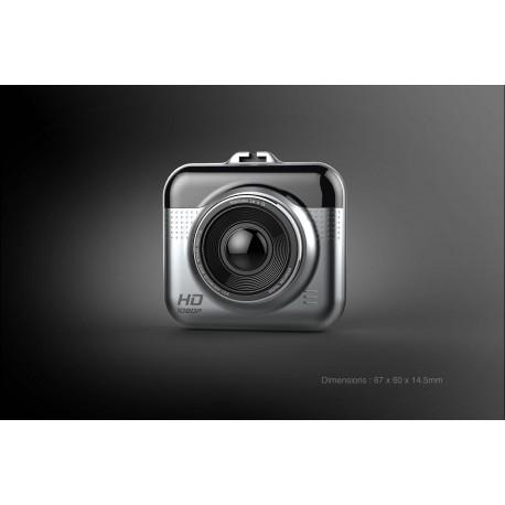 CAMERA VIDEO AUTO DVR TECHSTAR® CT203 FULLHD 1080P, DETECTIA MISCARII, G-SENSOR, USB 3