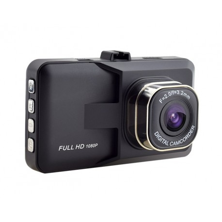 "CAMERA VIDEO AUTO NOVATEK T616 DISPLAY 3"" FULLHD 1080P"