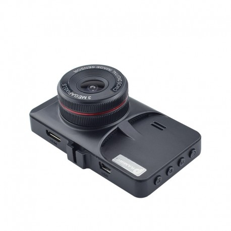 CAMERA VIDEO AUTO T619 FULLHD 3MP CU CARCASA METALICA SI DESIGN SLIM 5