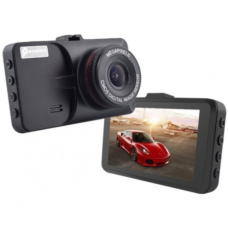 CAMERA VIDEO AUTO T619 FULLHD 3MP CU CARCASA METALICA SI DESIGN SLIM 0